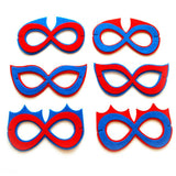 Mask Party Pack - Assorted Styles - Creative Capes