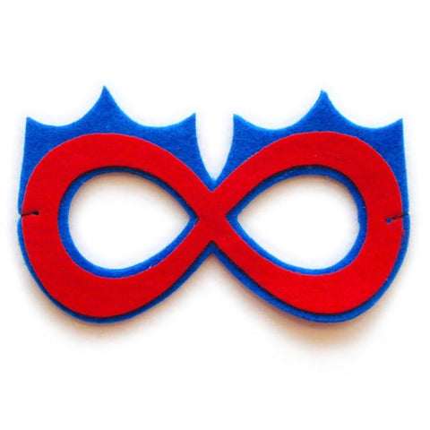 Large Eye Mask - Adult Spikes - Creative Capes