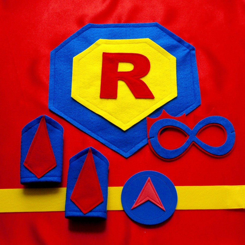 Super Set - Red - Creative Capes