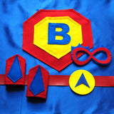 Super Set - Blue - Creative Capes