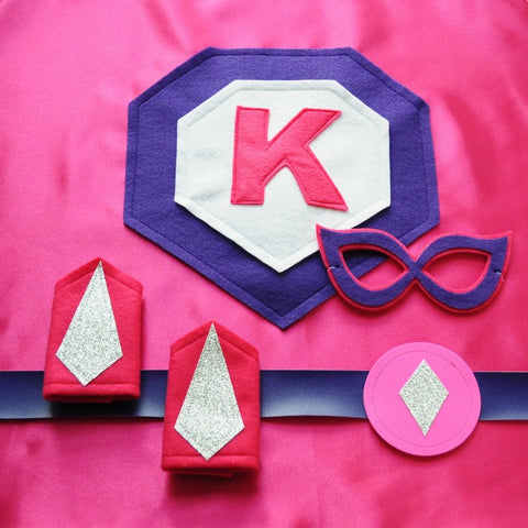 Super Set - Pink - Creative Capes