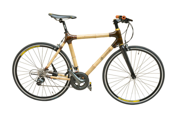 Bamboo bicycles create industry buzz