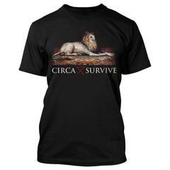 Circa Survive Lion T-shirt