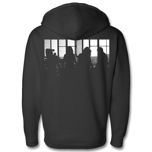 Official Warpaint Heads Up Zip Hoodie