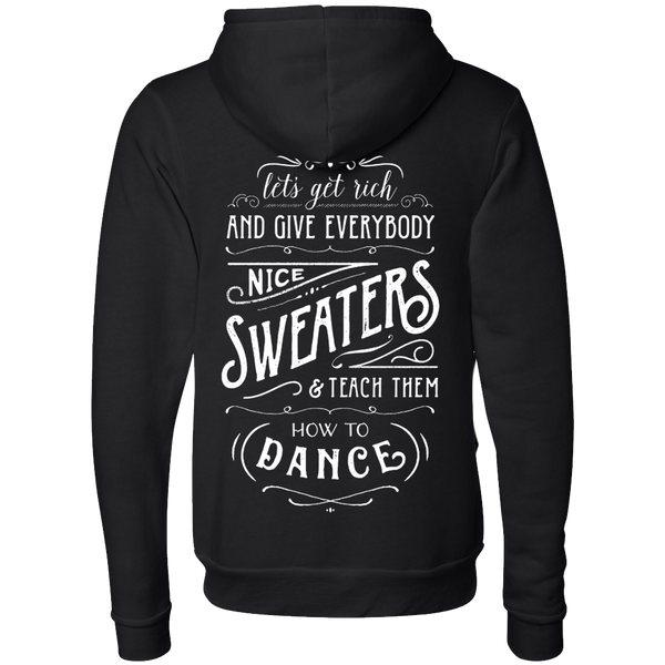 Official Ingrid Michaelson You & I Zip Hoodie