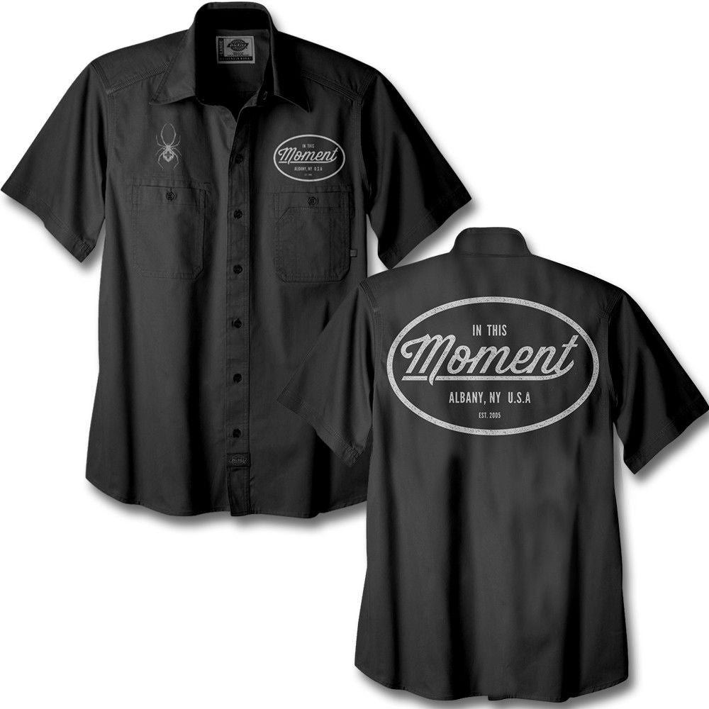 Official In This Moment Dickies Garage Shirt | T-Shirts | LiveXLive