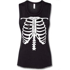 In This Moment Skeleton Muscle Tank
