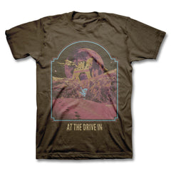 Dunes T-shirt - At The Drive In Official Store - 1