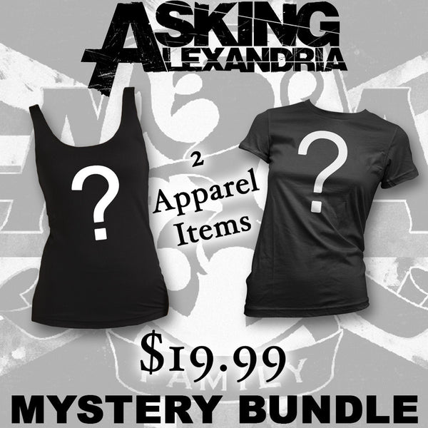 Women's Mystery Bundle (2 Apparel Items)