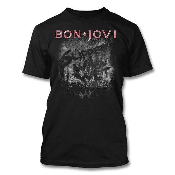 Bon Jovi - Slippery When Wet T-shirt