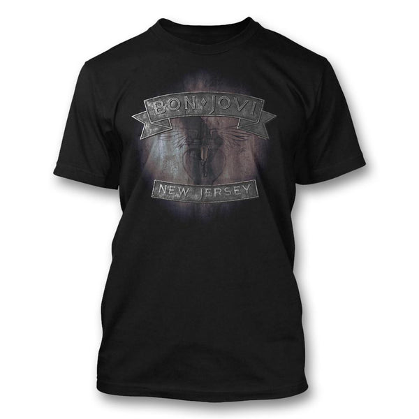 Bon Jovi - New Jersey Album T-shirt