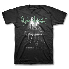 Jane's Addiction - Nothing's Shocking Black T-Shirt