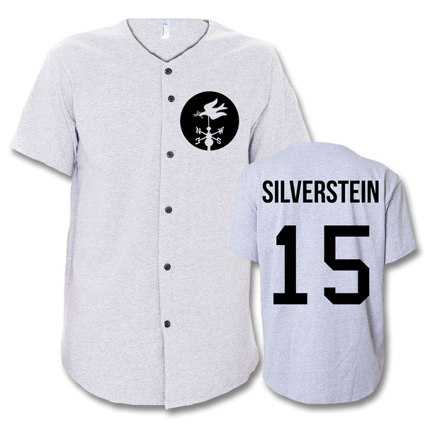 Official Silverstein Knit Baseball Jersey