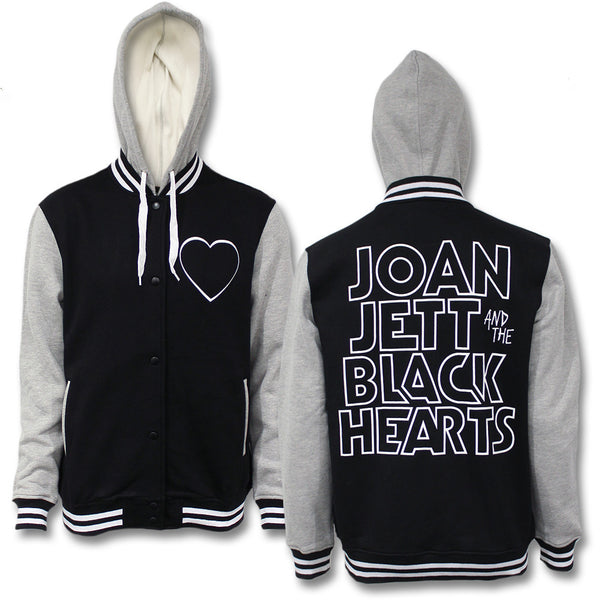 Blackheart Varsity Jacket - Joan Jett Official Store