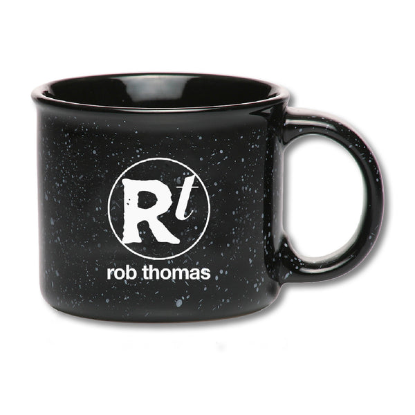 Rob Thomas Logo Ceramic Mug - Rob Thomas Official Store