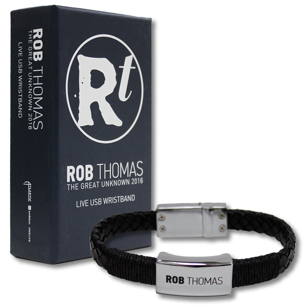The Great Unknown USB Wristband - Rob Thomas Official Store - 1