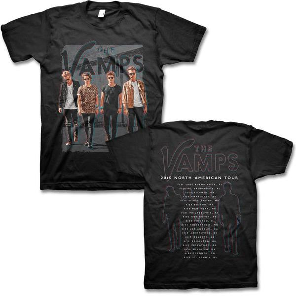 2015 North American Tour Tee