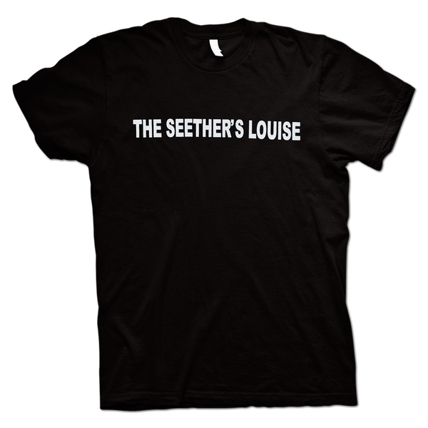 The Seether's Louise Black T-Shirt-X-Small