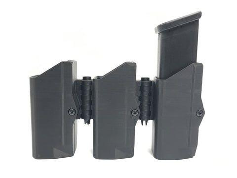 Glock (17, 19, 22, 23, 26, 31, 35, 37, 44) Mag Pouch - eAMP LoPro MagP0351