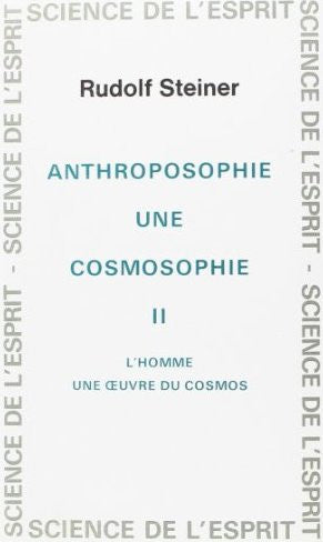 Anthroposophie, une cosmosophie II
