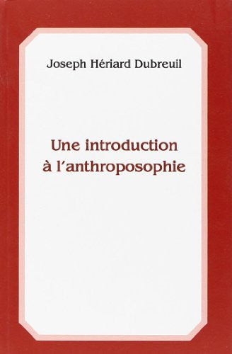 Une introduction à l'anthroposophie