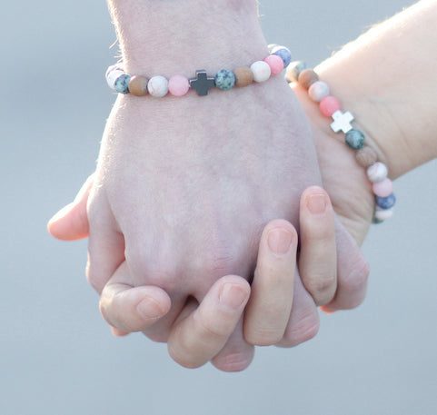 Gemstone Friendship Bracelets