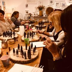Aromatherapy Perfume workshop - Shakespeare Country Gift Experience, Peach Perfect