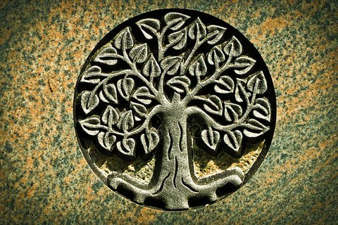 Celtic image of the Tree of Life