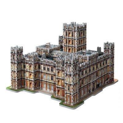Wrebbit Downton Abbey 3D jigsaw puzzle