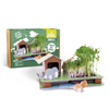 3D puzzle Jungle Garden - Peach Perfect
