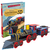 Sassi locomotive 3D book - Peach Perfect