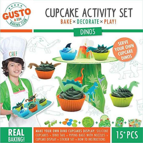 Gusto cupcake baking set - Peach Perfect