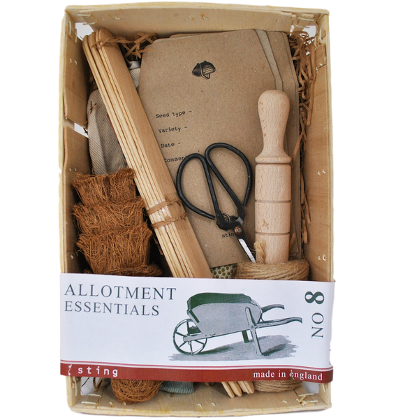 Allotment essentials by Sting in the Tail - Peach Perfect