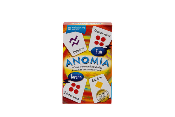 Anomia Party Game by Coiled Spring - Peach Perfect