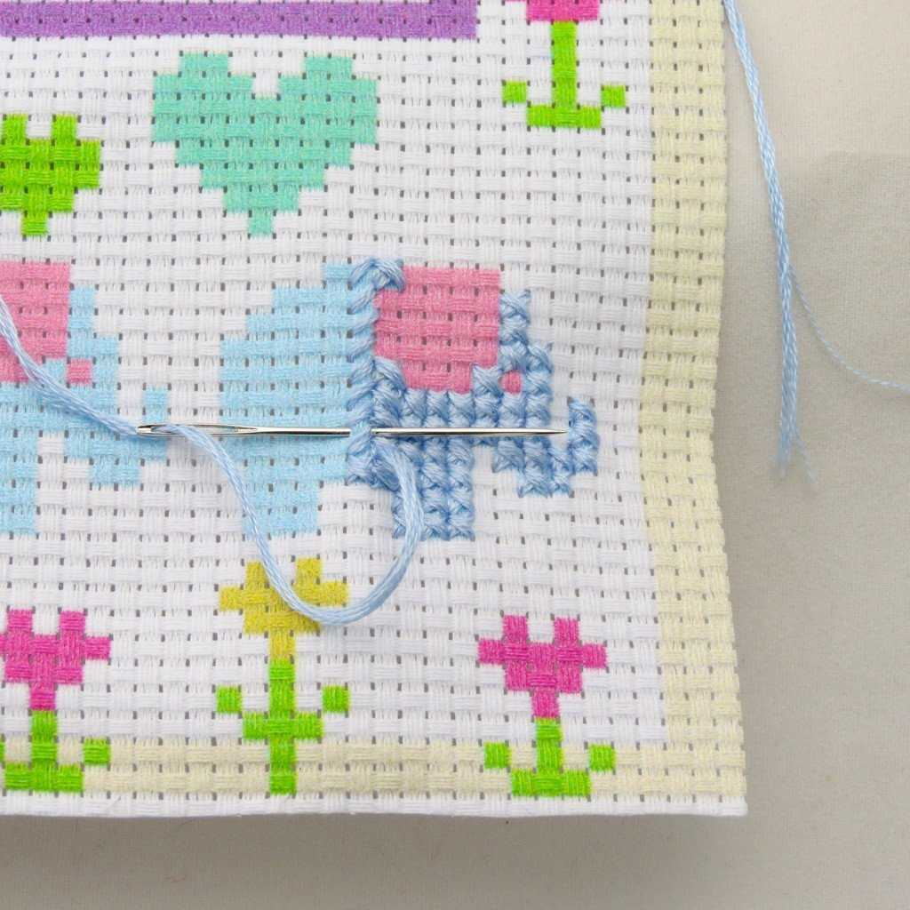 Buttonbag baby sampler kit detail - Peach Perfect