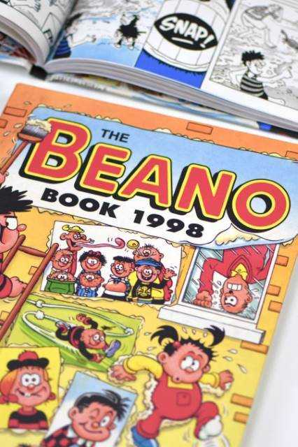Personalised Beano Annual by Year | Peach Perfect