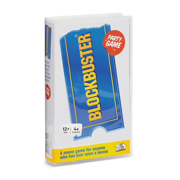 Blockbuster board game  - box - Peach Perfect