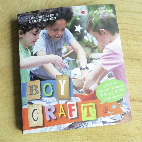 Boycraft book by Buttonbag - Peach Perfect