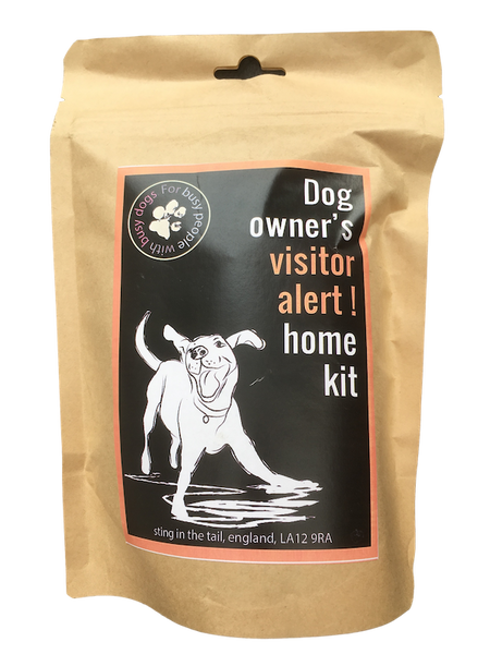 Dog Owner's Home Kit by Sting in the Tail