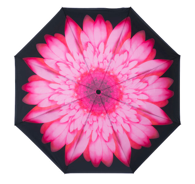 Inside out umbrella - Pink - Peach Perfect