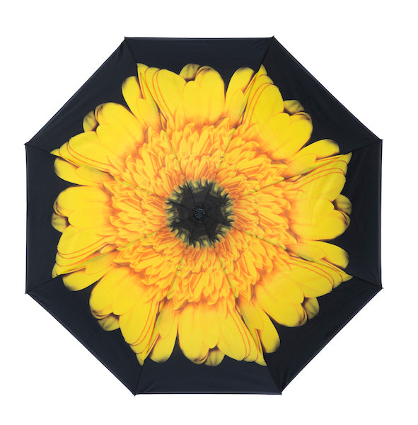 Inside out umbrella - Sunflower - Peach Perfect