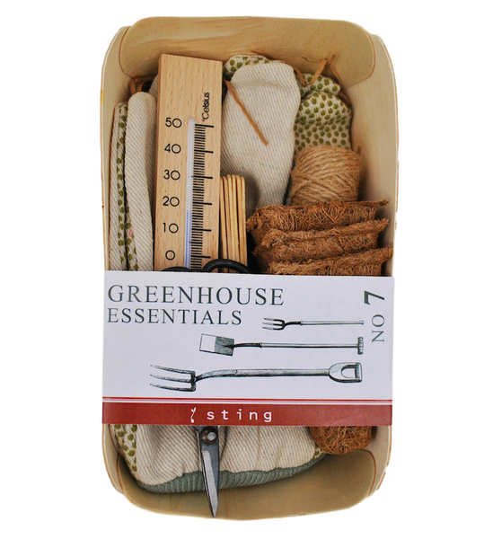 Greenhouse essentials by Sting in the Tail - Peach Perfect