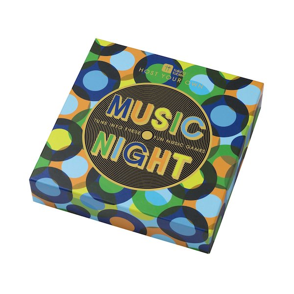 Host your own music night - Peach Perfec