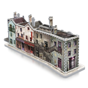 Harry Potter Diagon Alley 3D Puzzle - made up - Peach Perfect