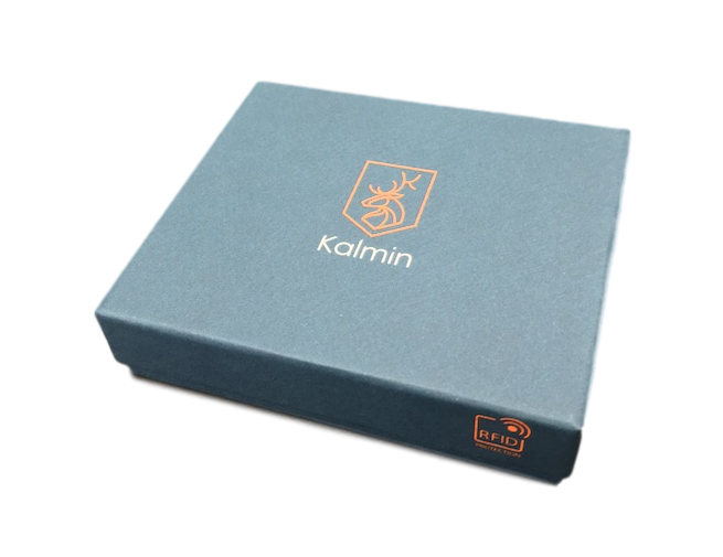 Kalmin wallet gift box - Peach Perfect