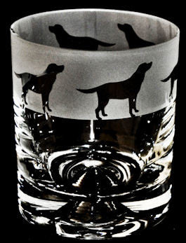 Labrador Frieze Tumbler - Peach Perfect