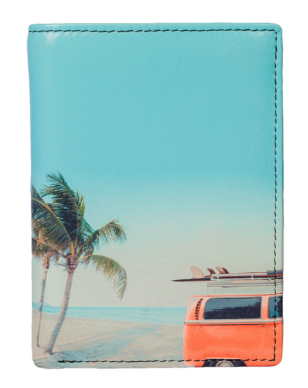 Mala camper van wallet - Peach Perfect