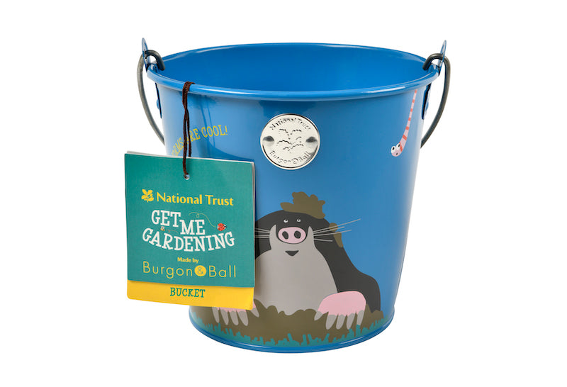 National Trust 'get me gardening' children's bucket - Peach Perfect