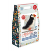 Puffin Needle Felting Kit by Crafty Kit Company - Peach Perfect