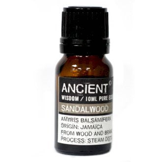 Sandalwood essential oil - Peach Perfect